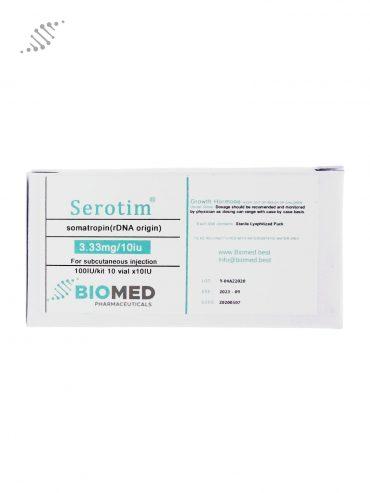 Biomed Serotim 100IU/kit 10 Vial