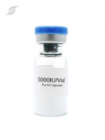 Biomed HCG 5000IU/Vial Back