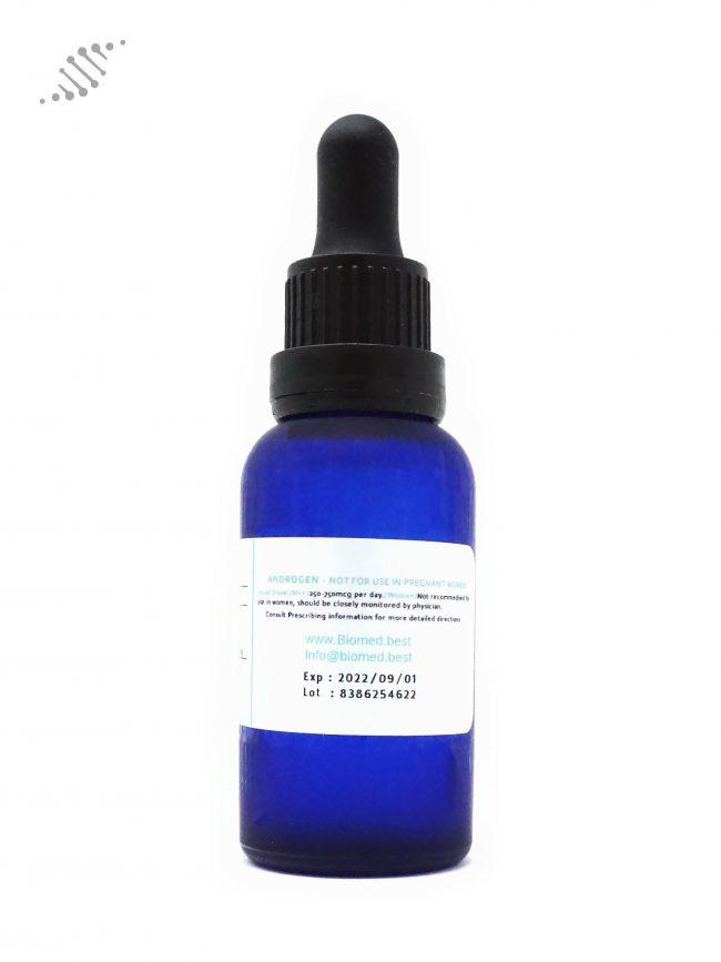 Biomed MethTren 250mcg/ml Back