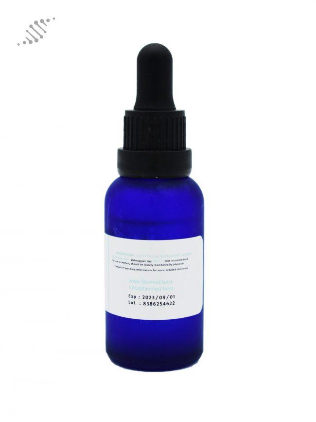 Biomed Metribolone Methytrienolone 250mg/mL back