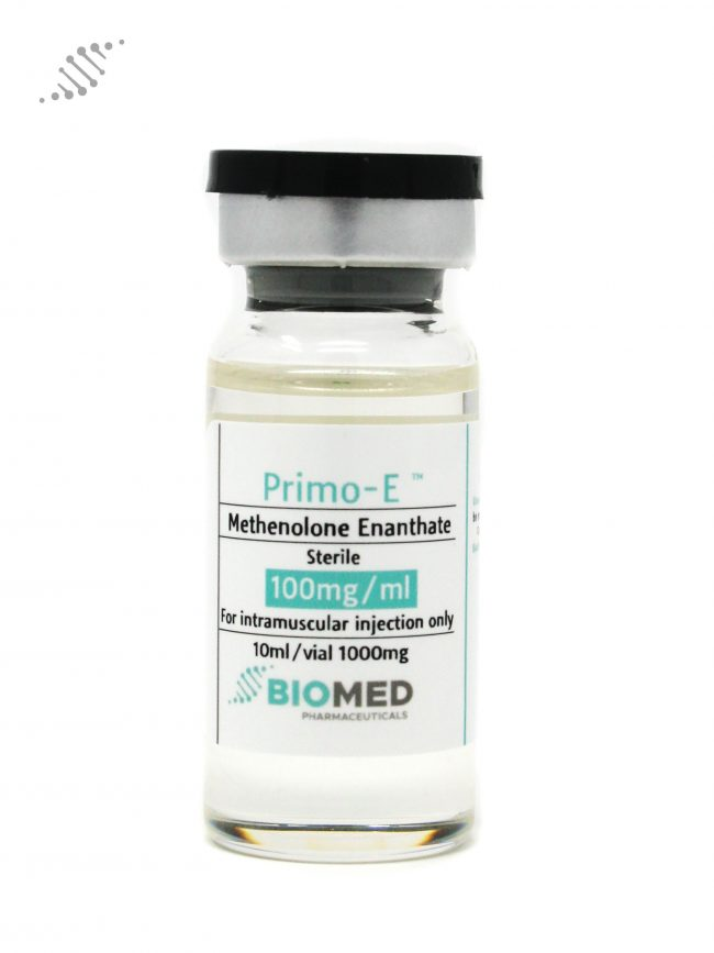 Primo-E Methenolone Enanthate 100ml