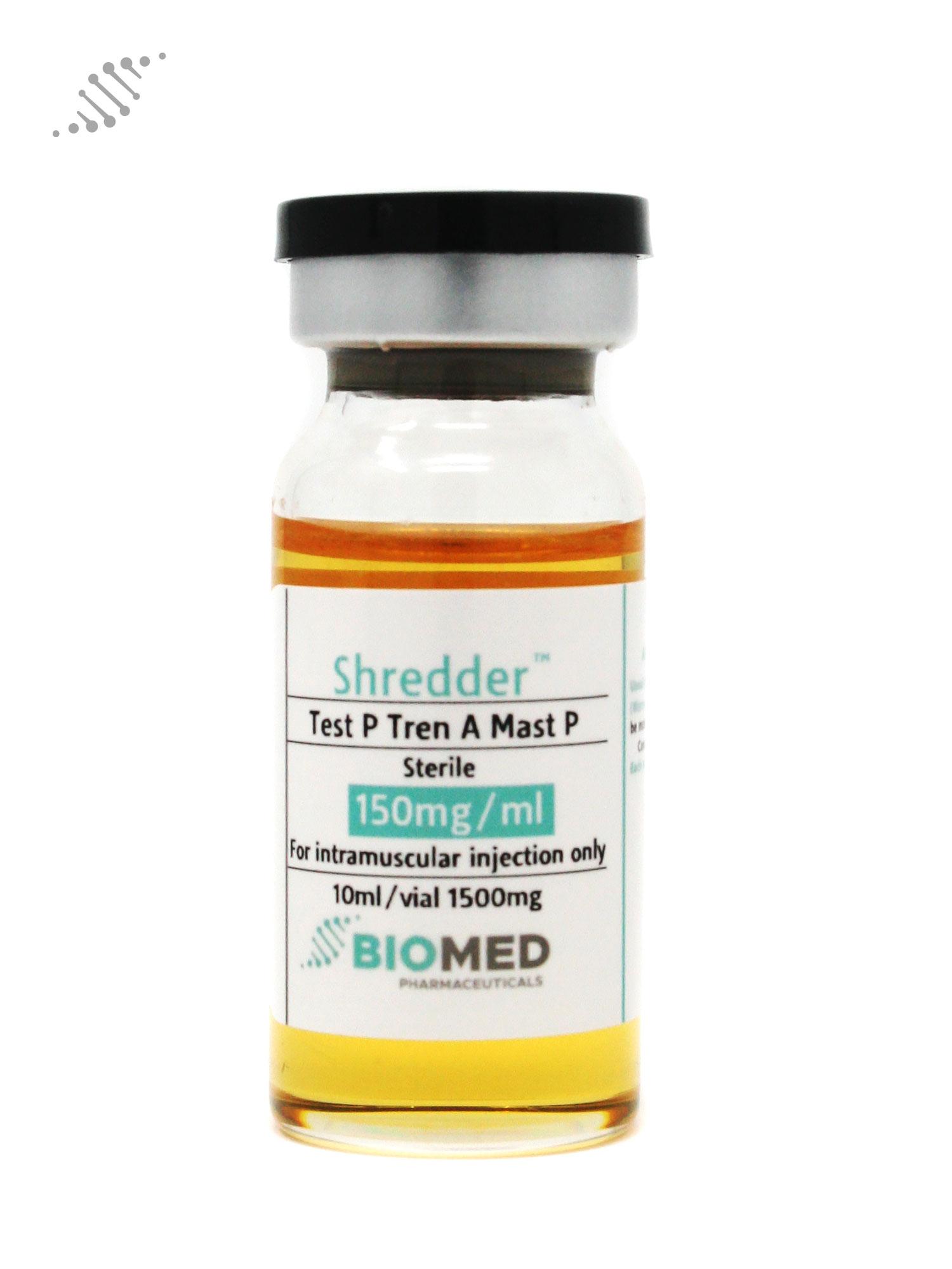 Shredder Test P Tren A Mast P 150ml