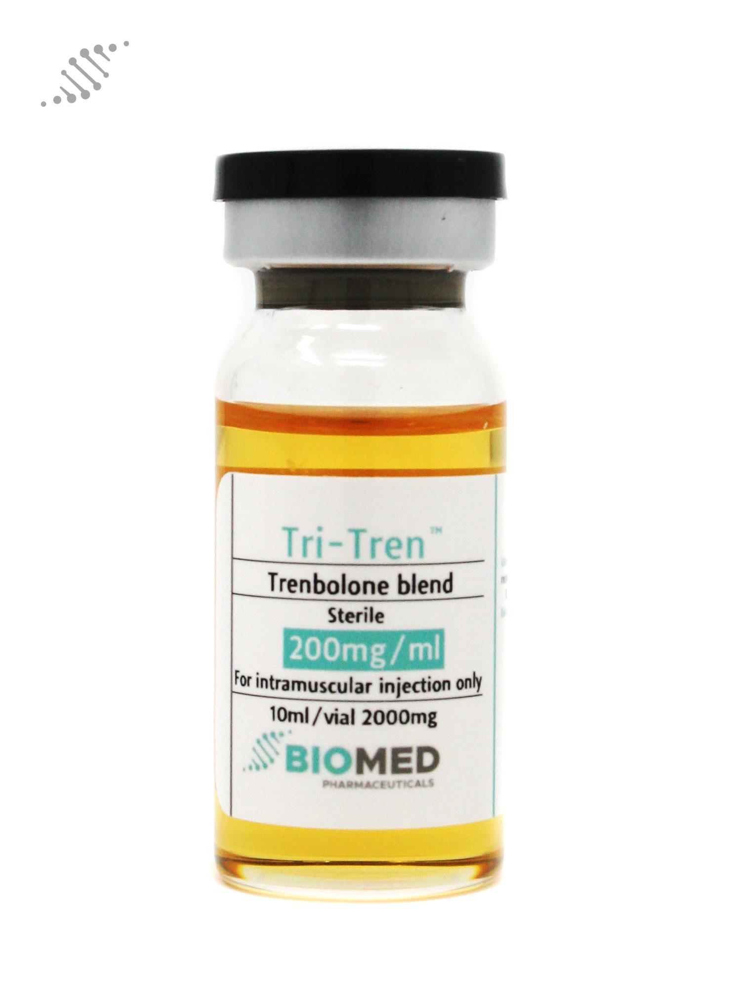 Tri-Tren Trenbolone Blend 200ml