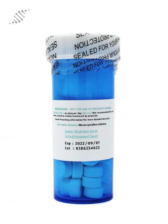 Proviron Mesterolone 20mg/Tab Back