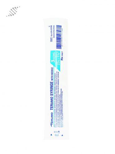 Biomed Intramuscular Syringe 23G 3ml 10 Pack